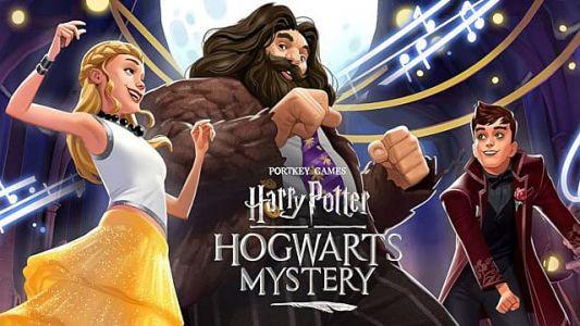 Get Ready To Boogie During Harry Potter: Hogwarts Mystery's Celestial Ball