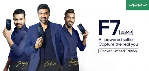 OPPO F7 Gets A New Cricket-Focused Variant In India