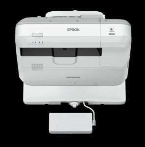 Epson EB-710Ui projects 100-inch Full HD display with frikken lasers!