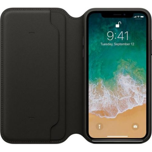 Apple Unveils Official Folio Cover For The iPhone X