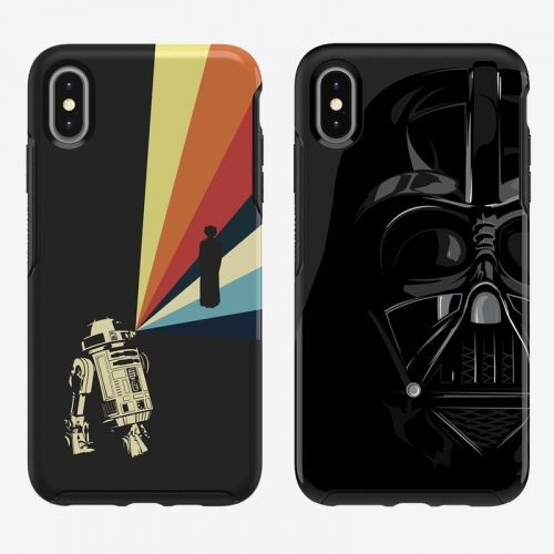 Cover your new iPhone with Vader, R2-D2, or another OtterBox Star Wars case