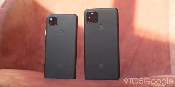 Pixel 4a shoppers are being pushed to the Pixel 4a 5G with revamped Google Store listing