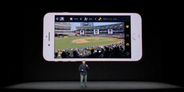 AR features for MLB At Bat app teased in keynote won't go public until next year