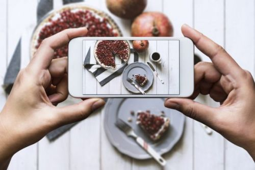 AI could help you share your cake on Instagram and eat it too