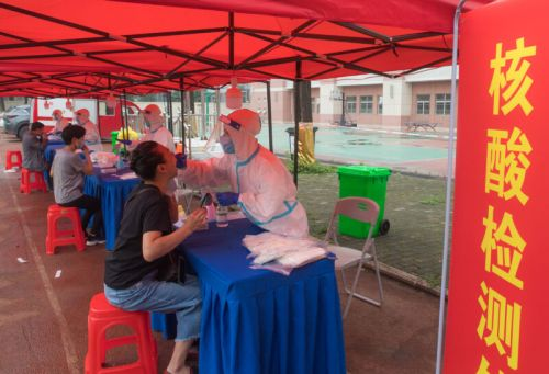 Wuhan swabs 9 million people, tests 6.5 million for COVID-19 in 10 days