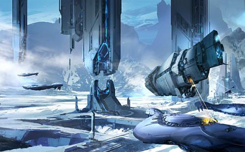 Get a Behind-The-Scenes Look at Halo:Warfleet During Livestream Event