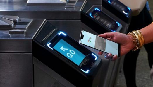 Google Pay Is Coming To New York's MTA