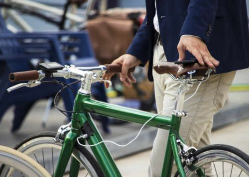 Lauva Classic Styled Electric Bike Hits Kickstarter From €1,485