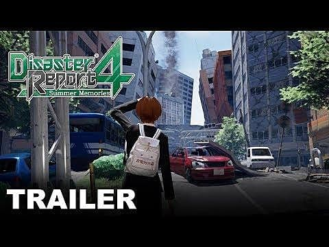 Disaster Report 4: Summer Memories Making Its Way to PS4, Switch, and PC
