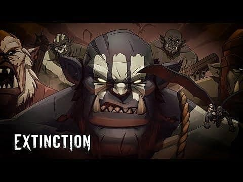 Extinction Features Trailer Released