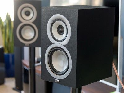 Time for a new sound with the Elac UB5 bookshelf speakers on sale for $280