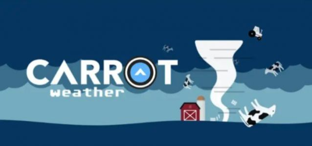Carrot Weather Now Available On Android