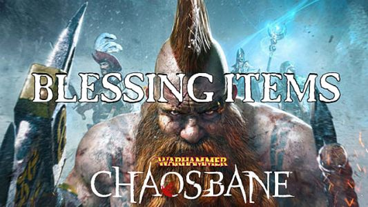 Warhammer Chaosbane Blessing Guide: How Gem Combinations Work