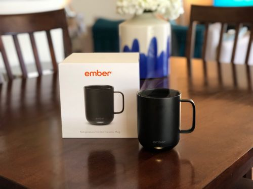 Review: Ember's iOS-Connected Ceramic Mug Keeps Your Coffee and Tea Warm for Hours