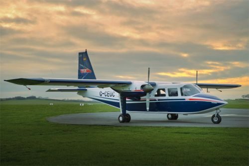 Scotland's Orkney Islands may see electric plane service by 2021