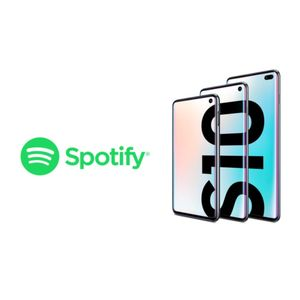 Free Spotify premium service is music to Samsung Galaxy S10 buyers' ears
