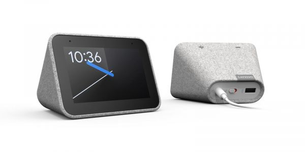 Lenovo Smart Clock brings Google Assistant to an adorable 4-inch smart display for the bedroom