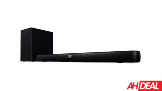 TCL Alto 7+ Soundbar With Wireless Subwoofer Now Only $129 - Amazon Cyber Monday Deals