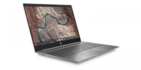 New HP Chromebook 15 features touchscreen, premium finish, numeric keypad for $449