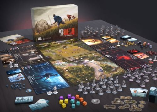 Into the Dead The Board Game
