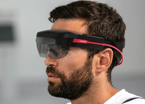 Lenovo ThinkReality AR and VR headset launches