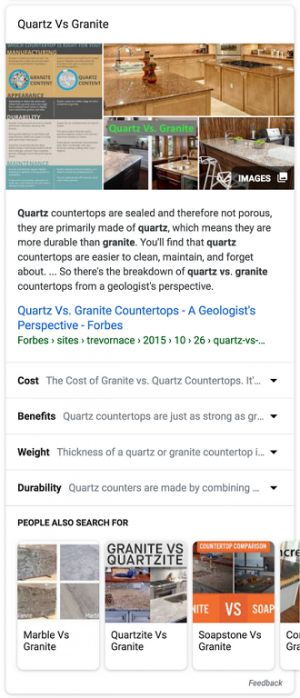 Google Rolls Out New Search Panel With Relevant Subtopics
