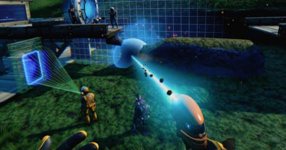 No Man's Sky Beyond VR hands-on - A huge galaxy in virtual reality