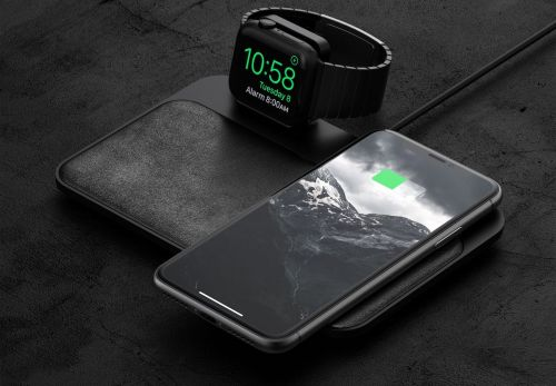 Nomad Updates Qi-Compatible Base Station With Integrated Apple Watch Charger