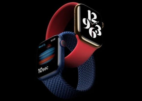 Apple Watch Series 6, Apple Watch SE and iPad land on Vodafone