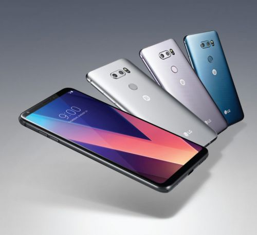 LG Reiterates Its Intention To Launch V30 Starting This Week