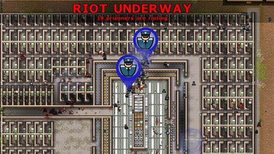 Prison Architect IP Sold to Paradox Interactive