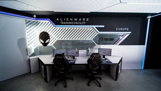 Team Liquid's Alienware training facility is out of this world - and more are on the way