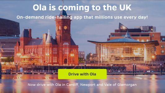 Uber's about to get a new rival in the UK