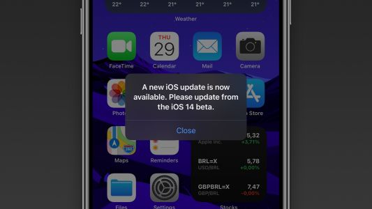 Apple releases iOS 14.2 GM with fix for 'new iOS update' alert and more
