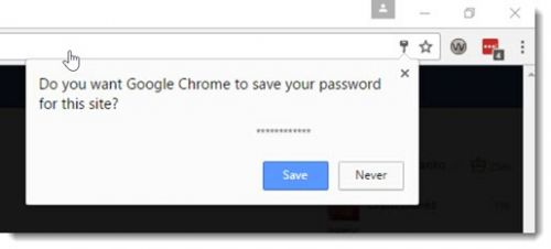 Saving Passwords In Google Chrome Is Better Than Nothing