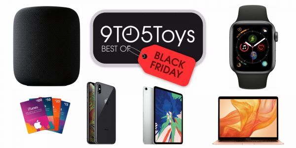 Best of Black Friday 2018 - Apple: HomePod $250, $400 gift card w/ iPhone, MacBooks, iPad, more