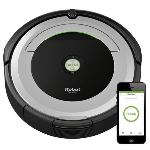 Should you get a Roomba or a Samsung Powerbot pet vacuum?