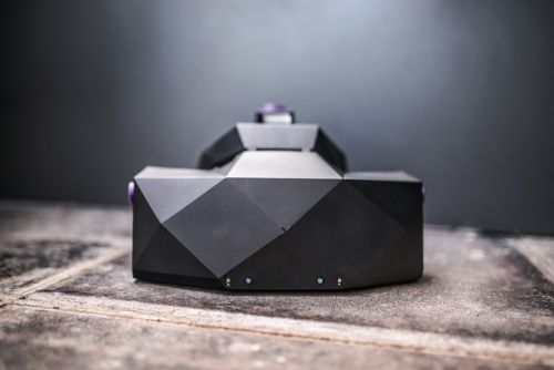 AR Module Turns The XTAL VR Headset Into A Mixed Reality Device