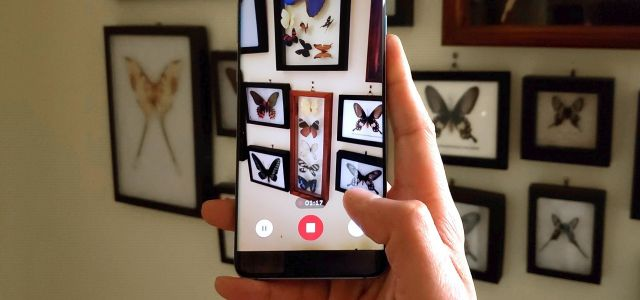 How to Take a Photo While Recording Video with Google Camera