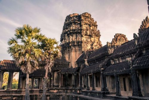 Climate stress likely contributed to fall of Angkor in 15th century
