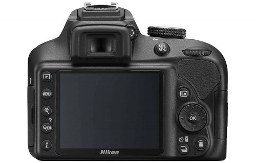 Holiday Gift Guide 2017 - 2018 Highlight: Nikon D3400 DSLR Camera