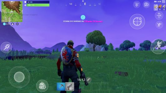 Fortnite iOS update upgrades game with customizable HUD, details upcoming features