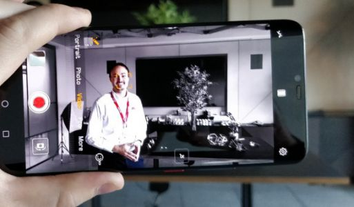 Huawei Mate P20 Pro: AI Cinema effect adds 'Sin City'-like color isolation to your videos