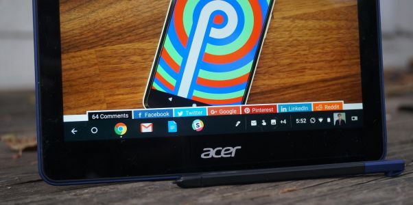Review: Acer's Chromebook Tab 10 is great for school, not as much for you