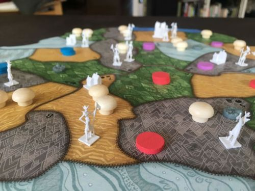 Spirit Island review: Finally, an anti-colonialist board game