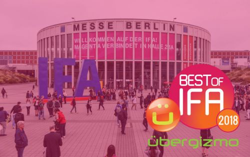 Ubergizmo's Best of IFA 2018