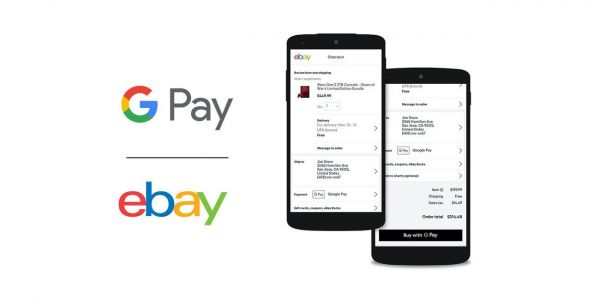 EBay will add support for Google Pay on Android app and website for easier payments