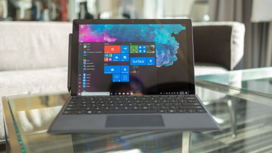 One of the best Surface Pro 6 bundle deals of Black Friday has returned