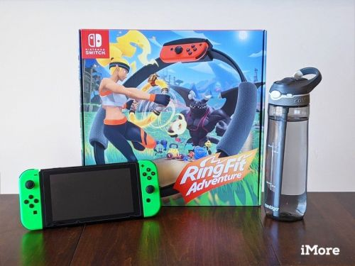 Ring Fit Adventure has everything you need except the Joy-Cons