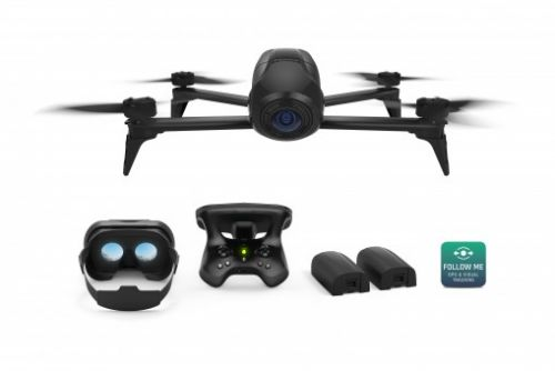 Parrot's New Bebop 2 Power Drone Promises Improved Battery Life